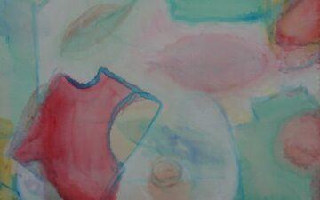 ひろしの油絵